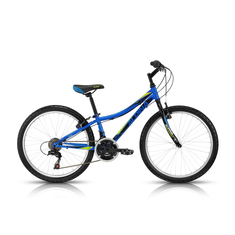"Juniorské kolo ALPINA Rockstar 10 24"" - model 2016 280 mm (11"")"