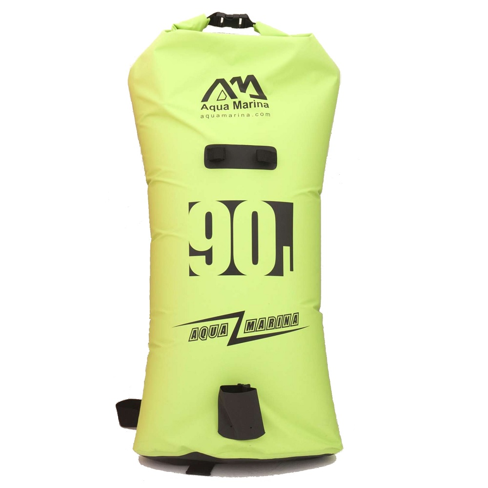 Nepromokavý vak Aqua Marina Dry Bag 90l 2018 zelená