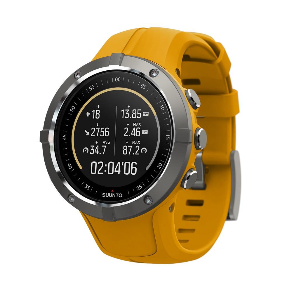 Sportovní hodinky SUUNTO Spartan Trainer Wrist HR Amber