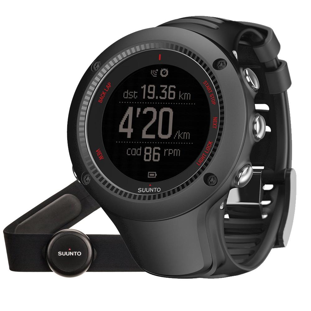 Outdoorový přístroj Suunto Ambit3 Run (HR) černá
