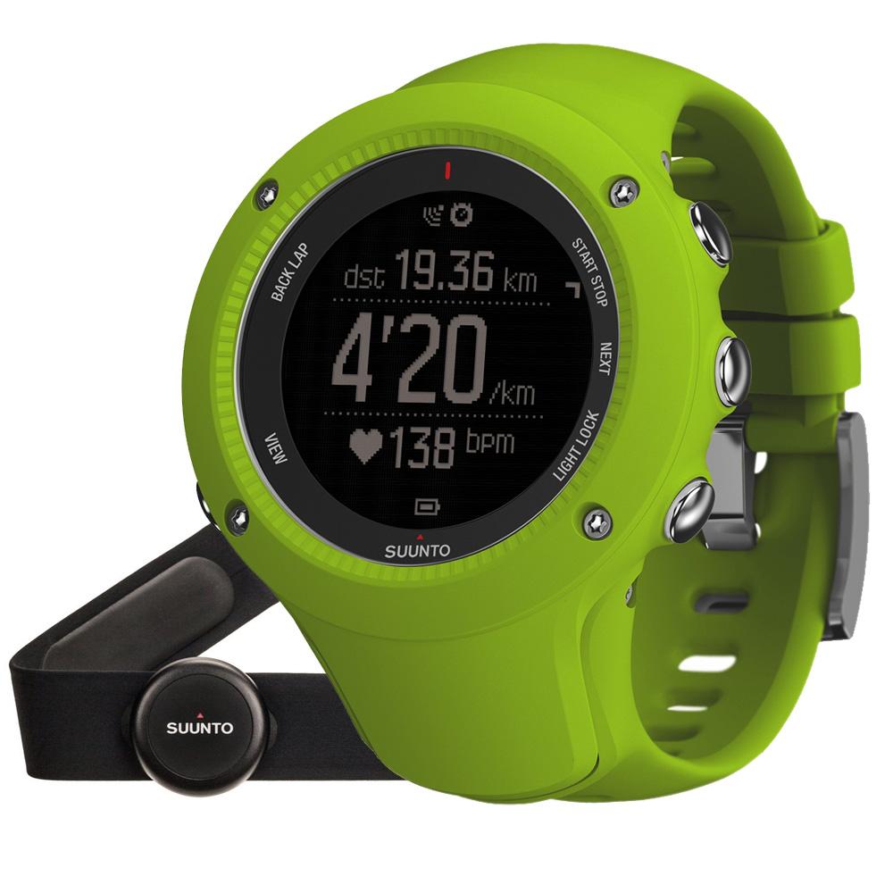 Outdoorový přístroj Suunto Ambit3 Run (HR) limetková