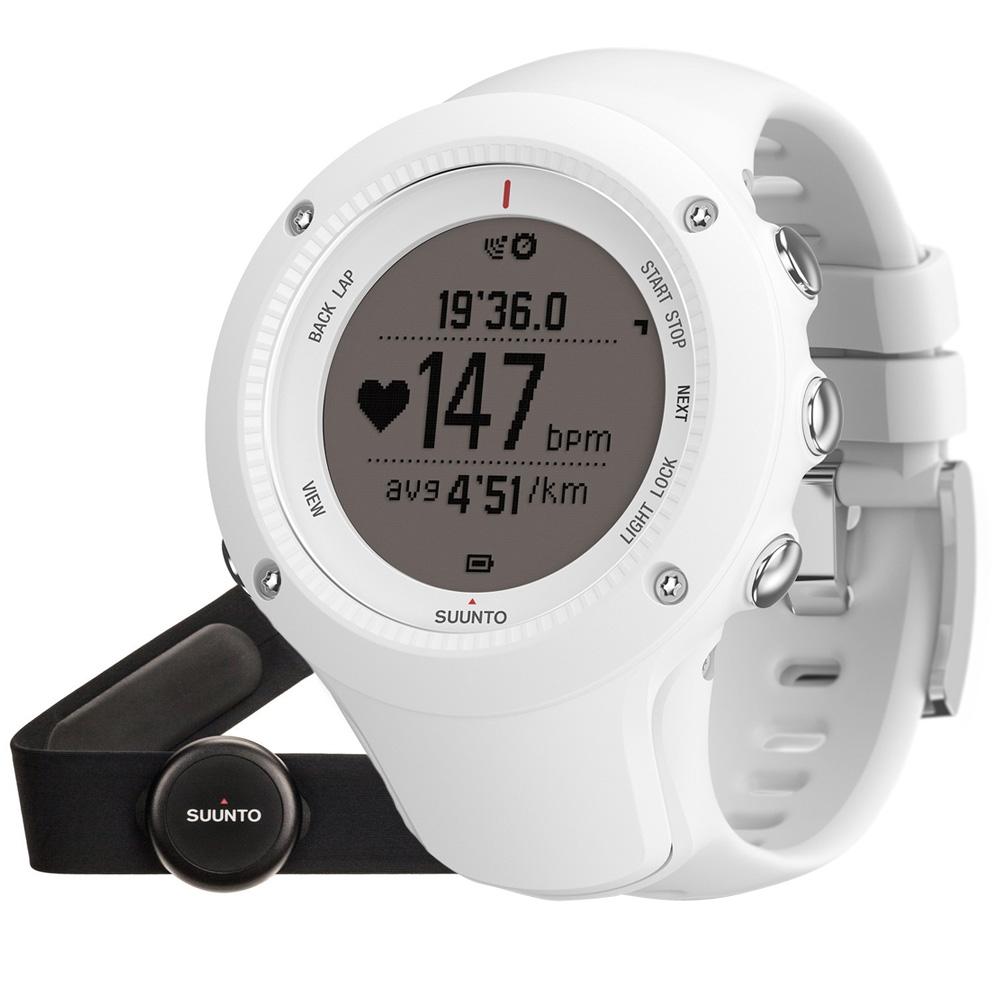 Outdoorový přístroj Suunto Ambit3 Run (HR) bílá