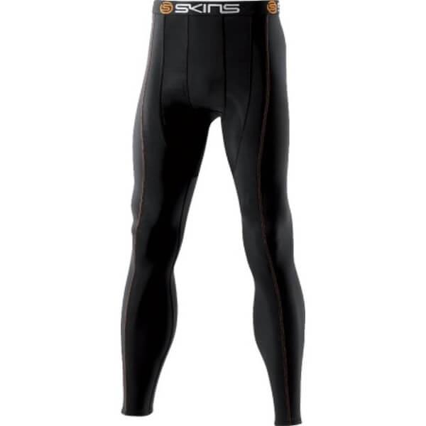 Pánské kompresní kalhoty Skins Snow Thermal Tights černá - L
