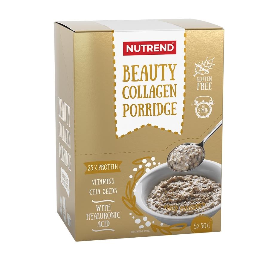 Proteinová kaše Nutrend Beauty Collagen Porridge 5x50g
