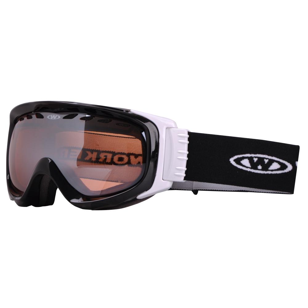 Lyžařské brýle WORKER Bennet černá