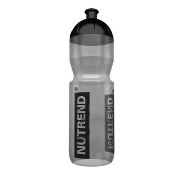 Sportovní láhev Nutrend Bidon 750 ml transparentní