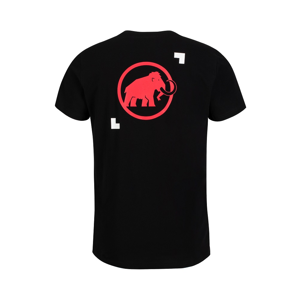 Mammut Logo T-Shirt Men Black - M