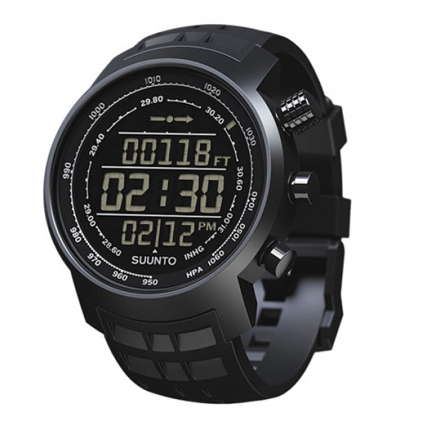 Suunto Elemenum Terra  N All Black rubber