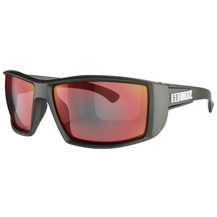 Sportovní sluneční brýle Bliz Drift černo-červená