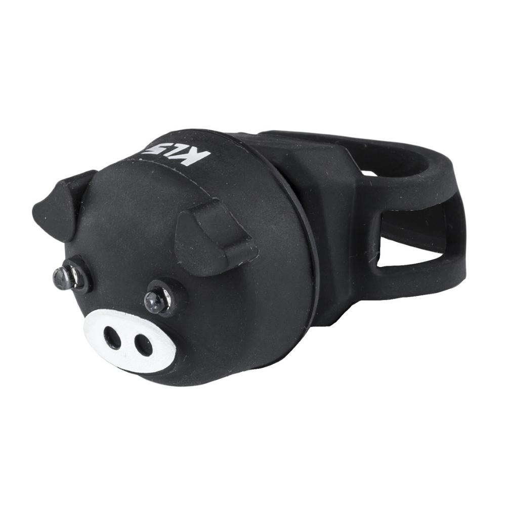 Světlo zadní Kellys Piggy Black