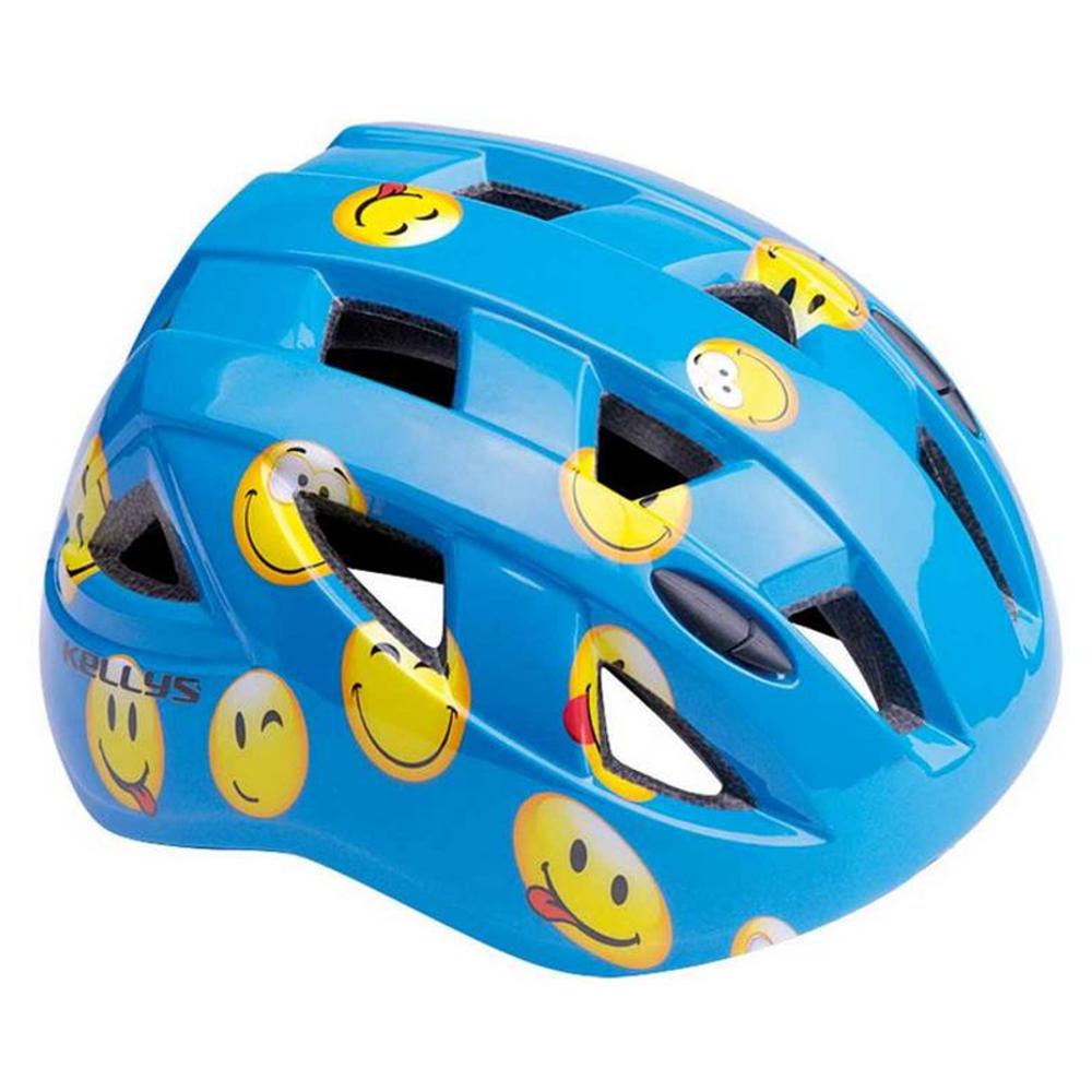 Dětská cyklistická přilba KELLYS Smarty modrá - S