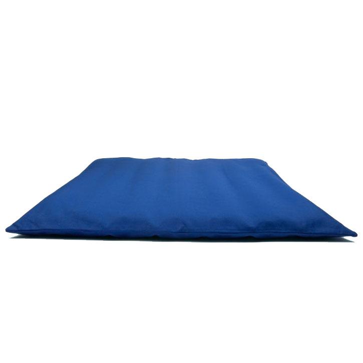 Meditační podložka ZAFU Zabuton modrá
