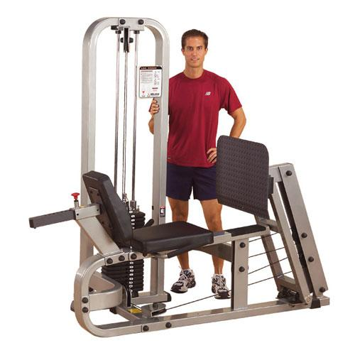 Posilovač nohou Body-Solid SLP-500G/2