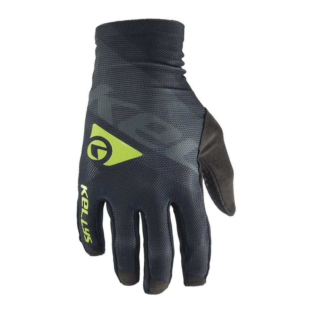 Cyklo rukavice Kellys Bond Lime - XS