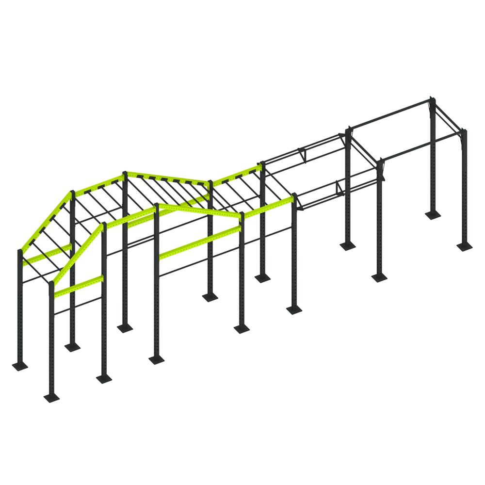 Tréninková konstrukce inSPORTline Trainning Cage 40 - Montáž zdarma + Servis u zákazníka