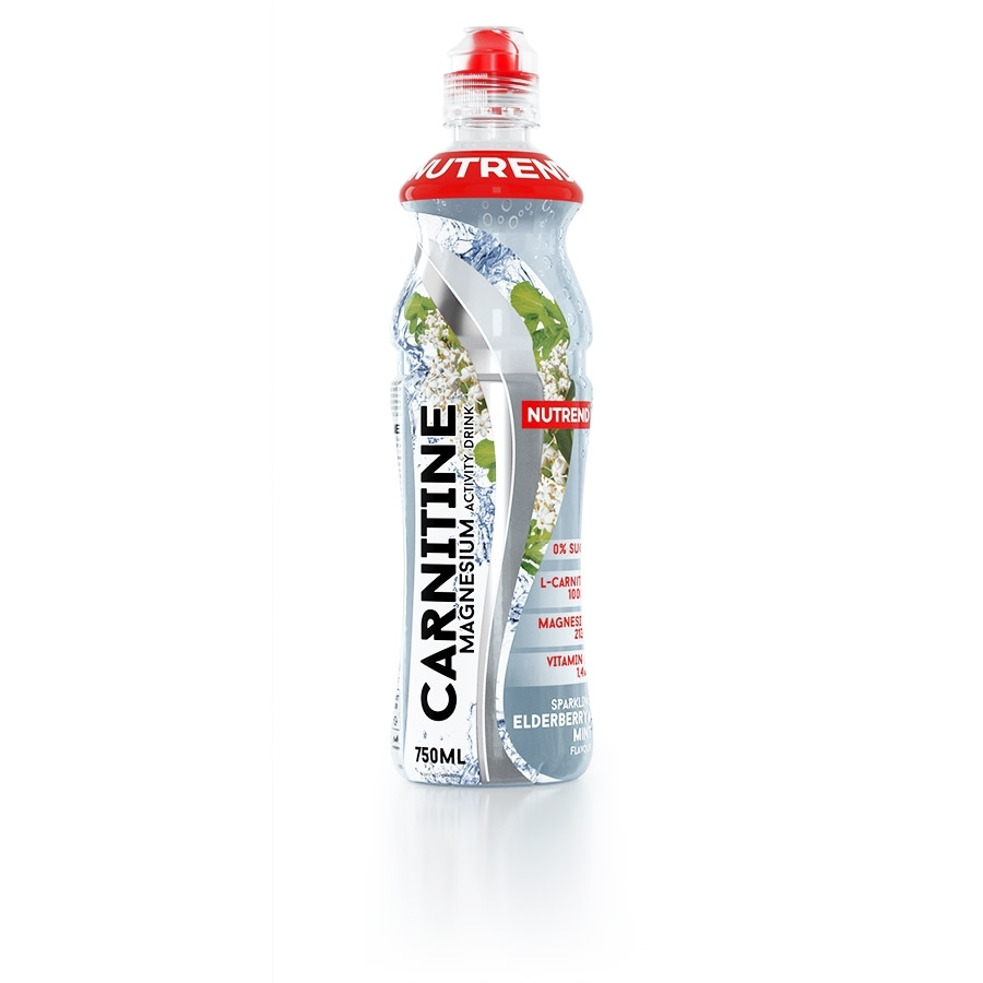 Nutrend Carnitine Magnesium Activity Drink 750 ml bezinkamáta
