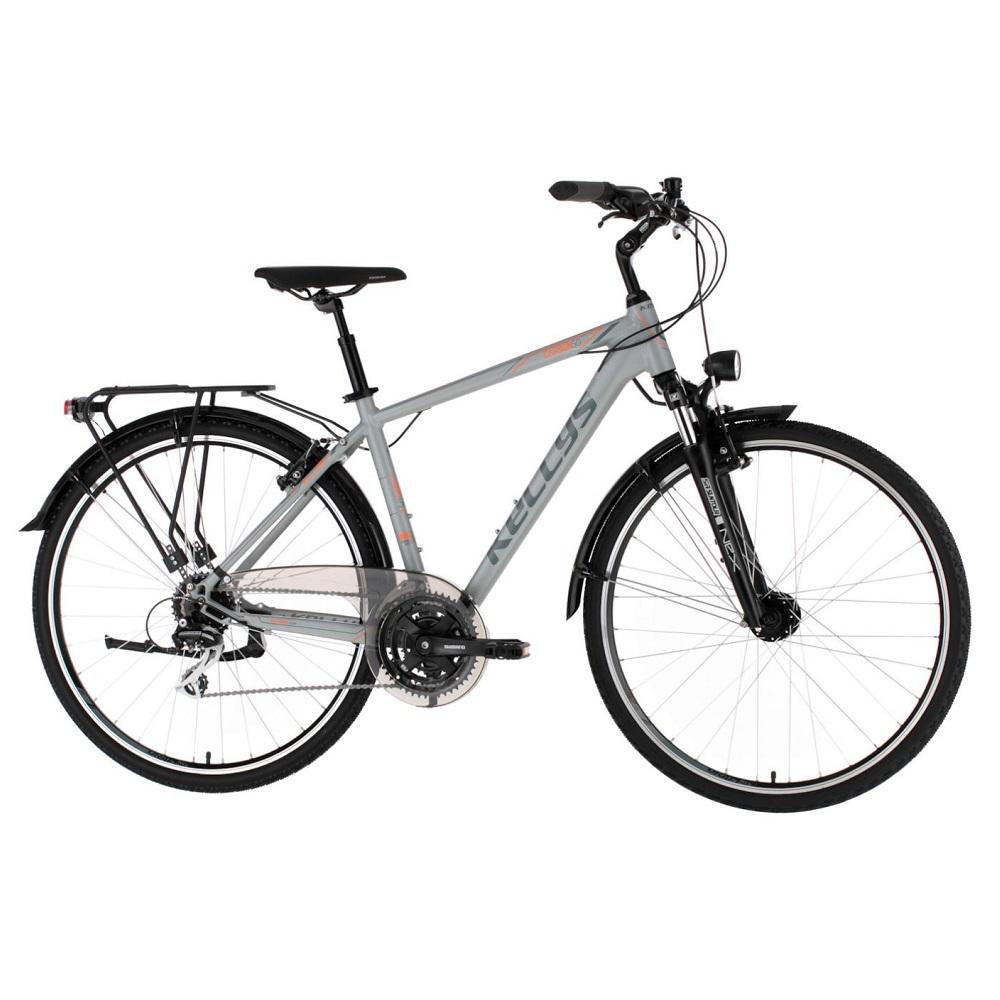 "Pánské trekingové kolo KELLYS CARSON 50 28"" - model 2021 M (19'') - Záruka 10 let"