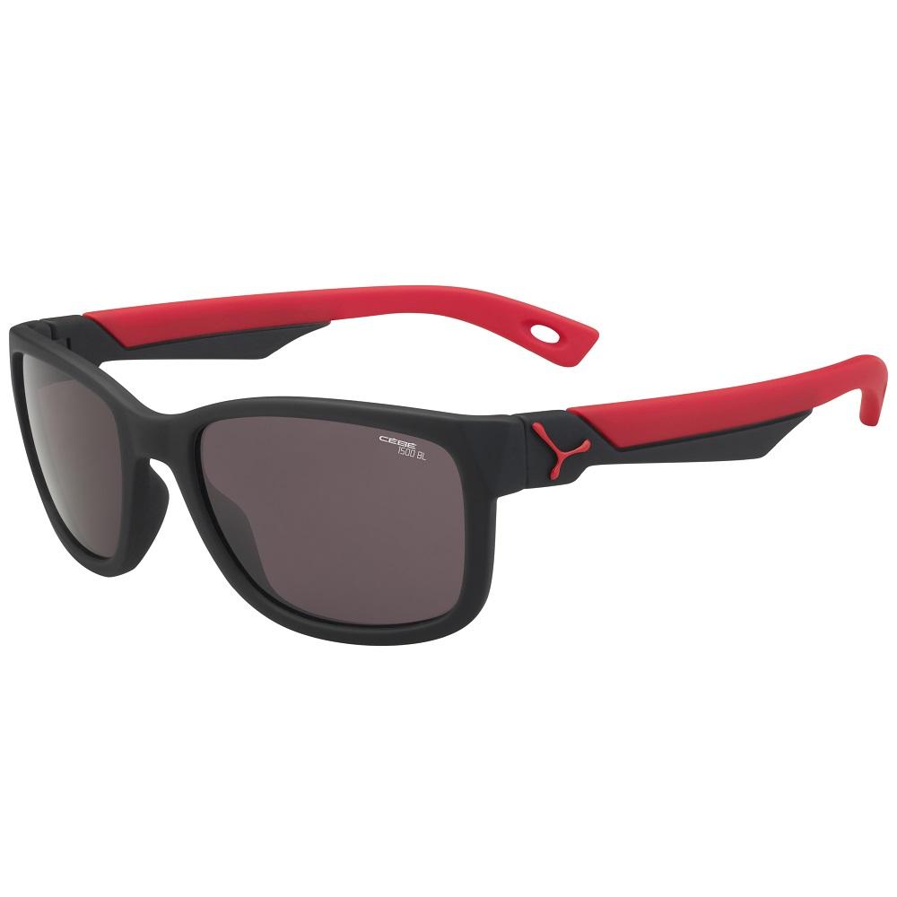 Dětské sportovní brýle Cébé Avatar černo-červená
