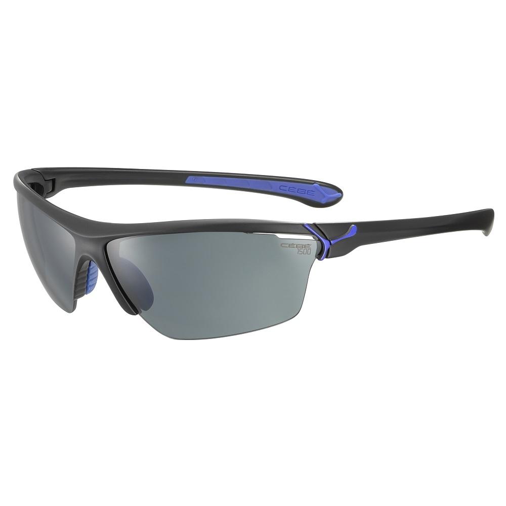 Cyklistické brýle Cébé Cinetik černo-modrá