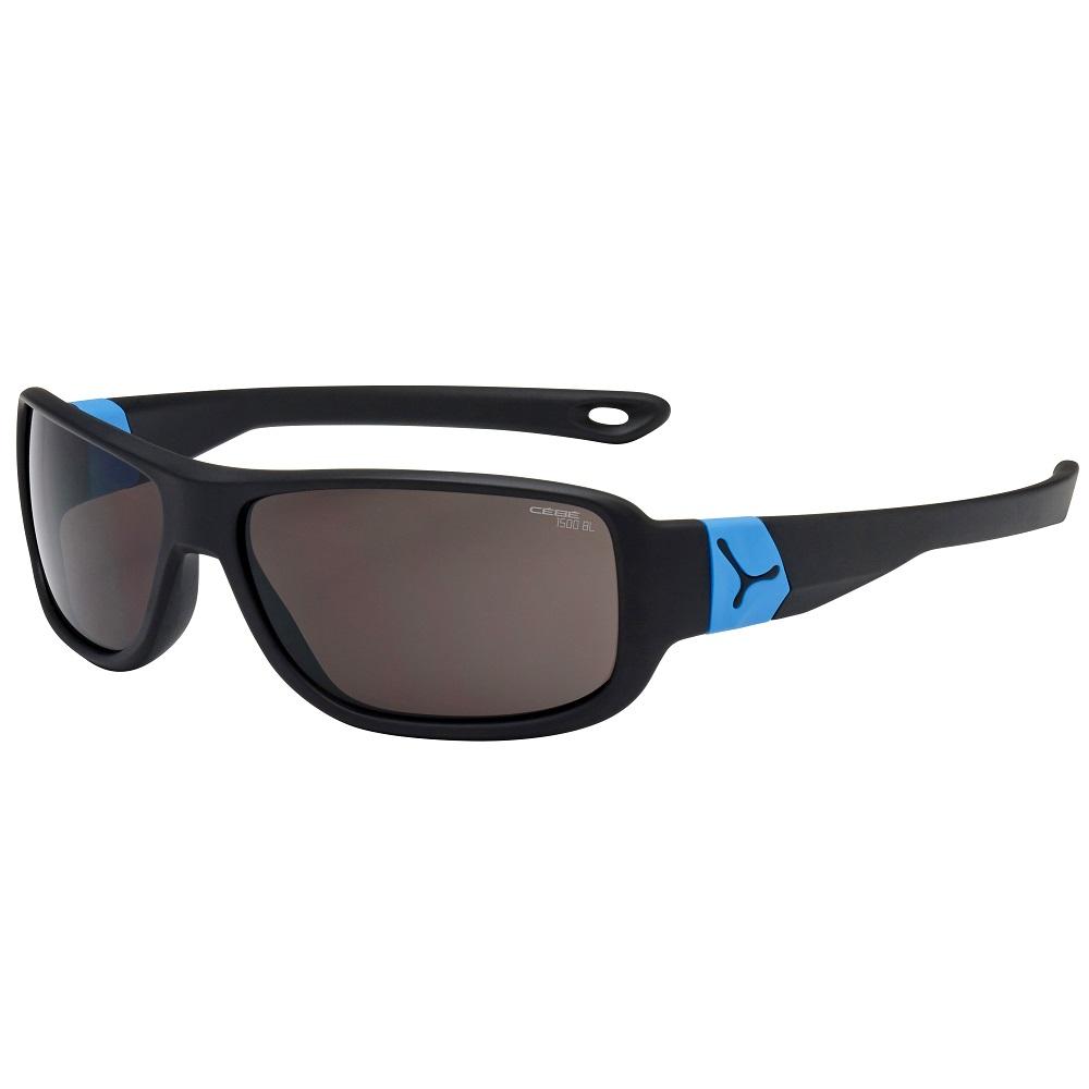 Dětské sportovní brýle Cébé Scrat černo-modrá