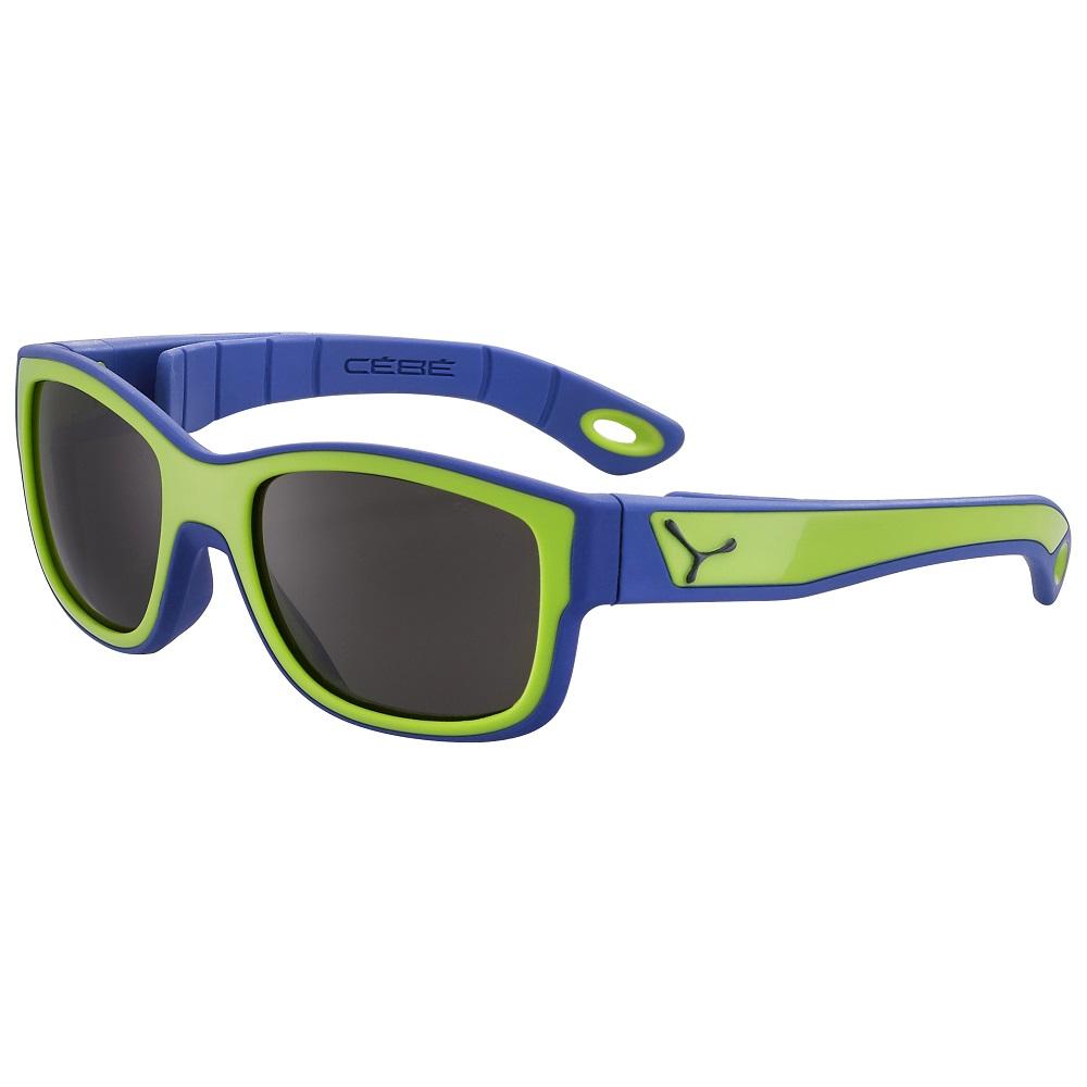 Dětské sportovní brýle Cébé S'trike modro-zelená