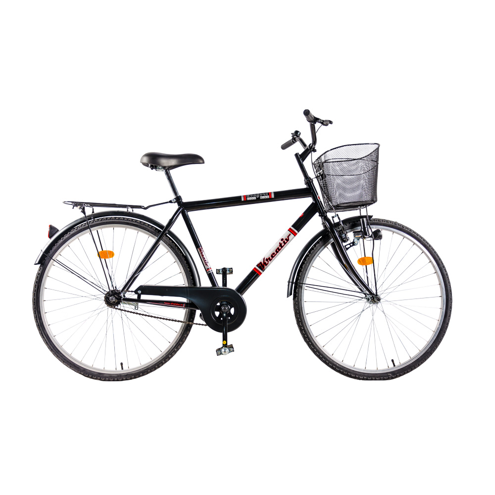 """Trekingové kolo Kreativ Comfort 2811 28"""" - model 2015 černá"""