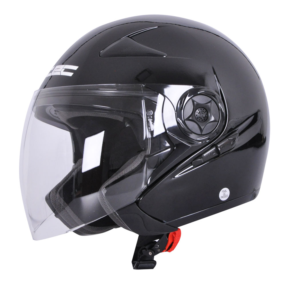 Moto přilba W-TEC NK-617 Black Shine - XXL (63-64)