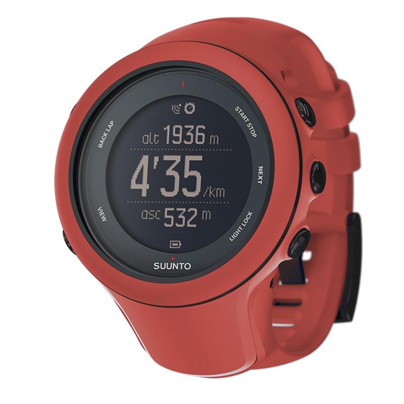 Outdoorový přístroj Suunto Ambit3 Sport červená