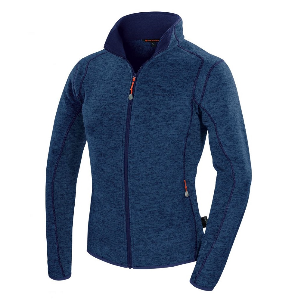 Ferrino Cheneil Jacket Man New Deep Blue  S