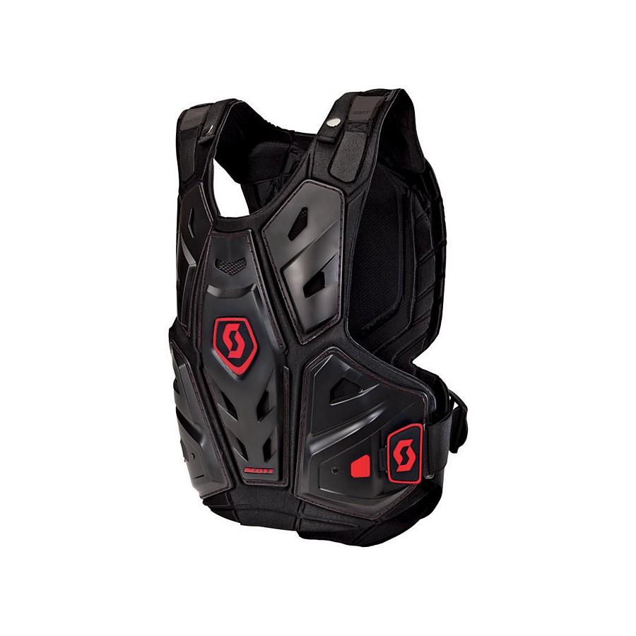 Chránič těla Scott Commander černý černá - M/L