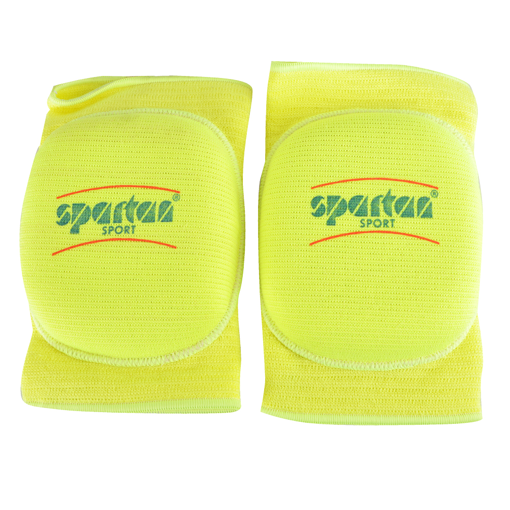 Volejbalové chrániče Spartan žlutá - senior