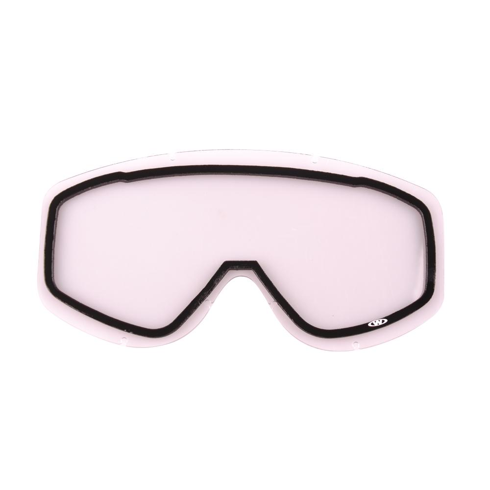 Náhradní sklo k brýlím WORKER Hiro čiré
