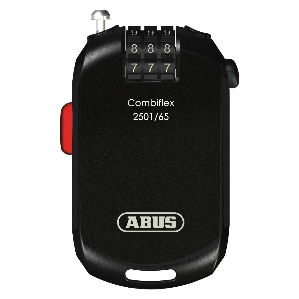 Svinovací zámek Abus Combiflex 2501/65