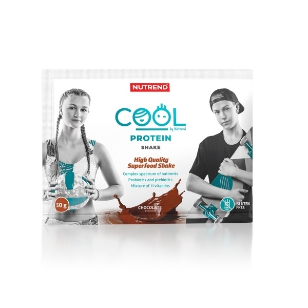 Nutrend Cool Protein Shake 5x50g
