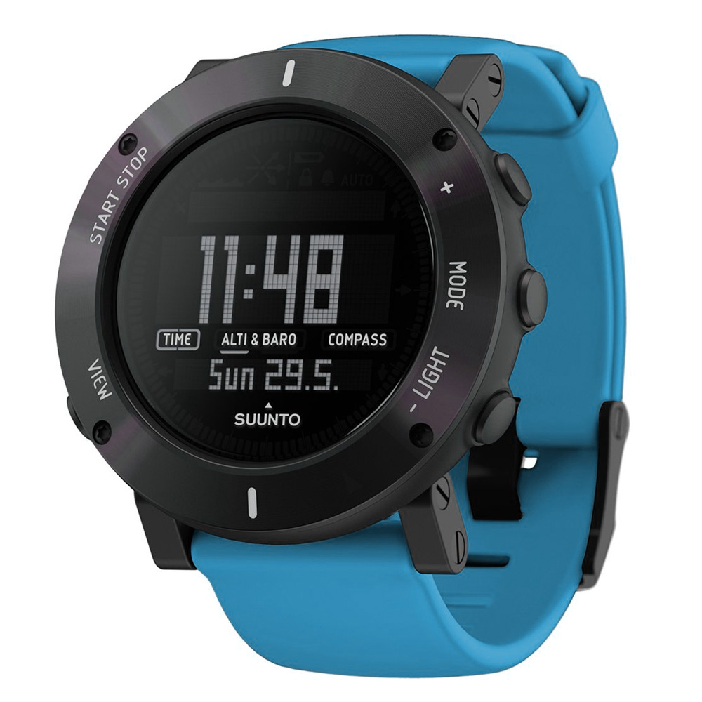 Suunto CORE CRUSH modrá