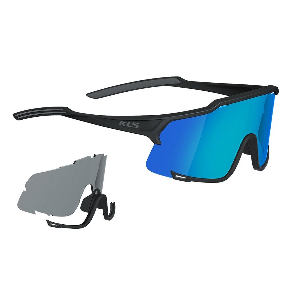 Cyklistické brýle Kellys Dice Photochromic Black