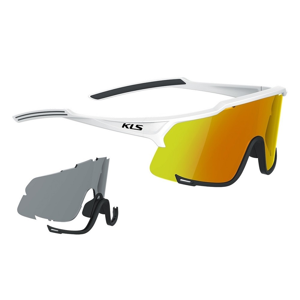 Kellys Dice Photochromic White