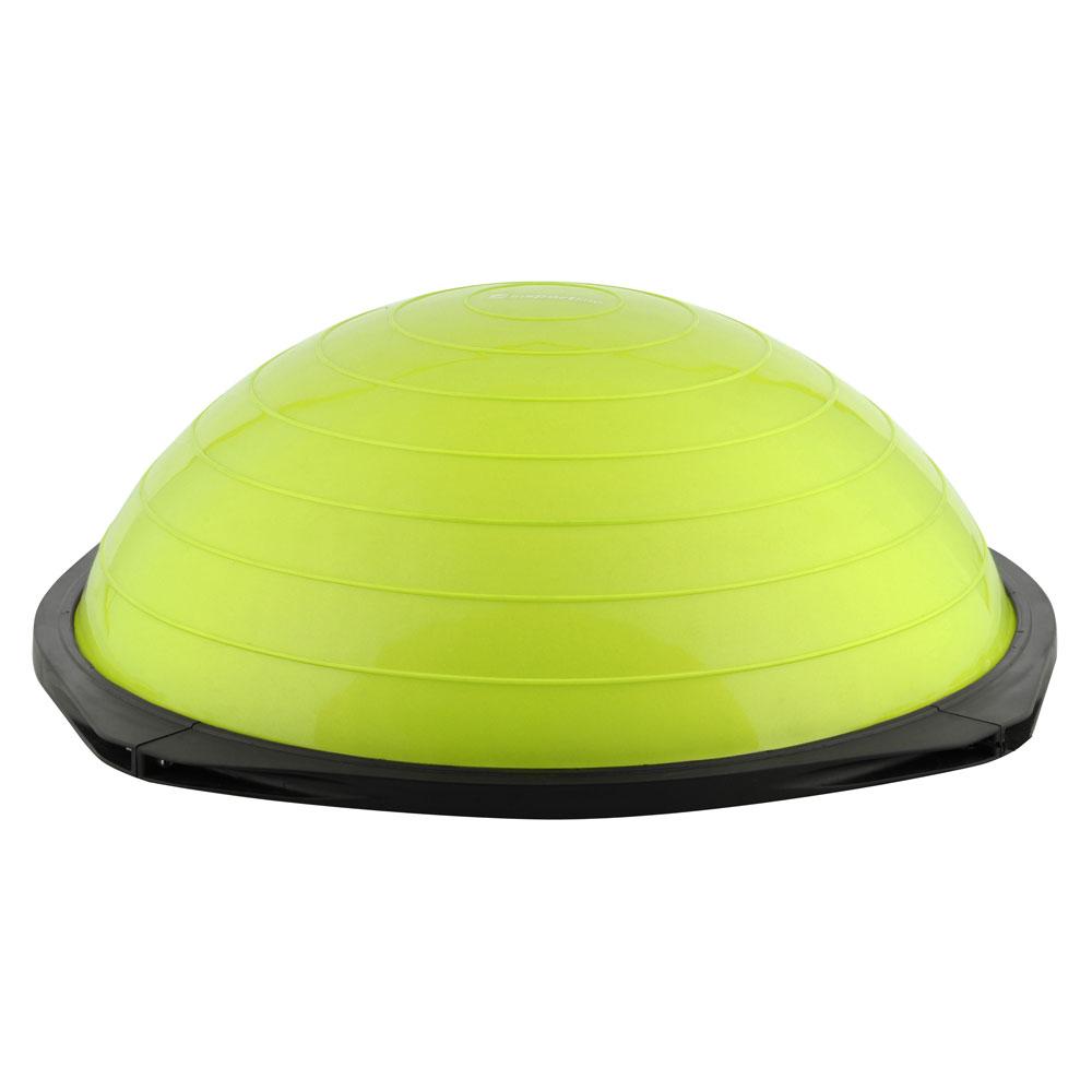 Balanční podložka inSPORTline Dome Basic zelená