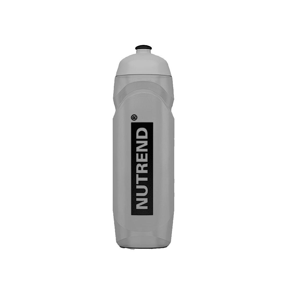 Sportovní láhev Nutrend 750 ml šedá