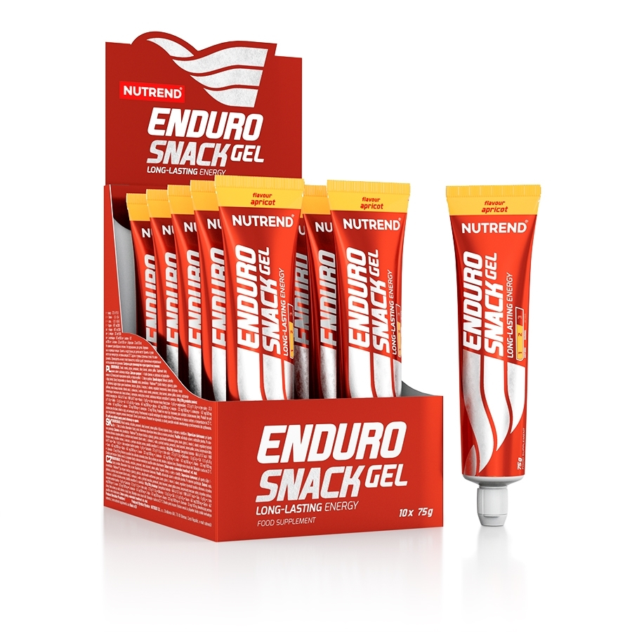 Nutrend Endurosnack tuba 75 g red fresh
