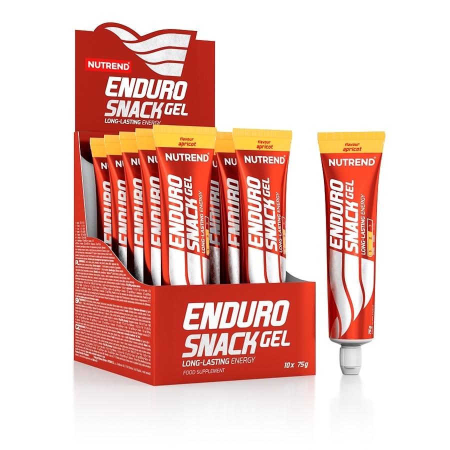 Gel Nutrend Endurosnack tuba 75 g meruňka