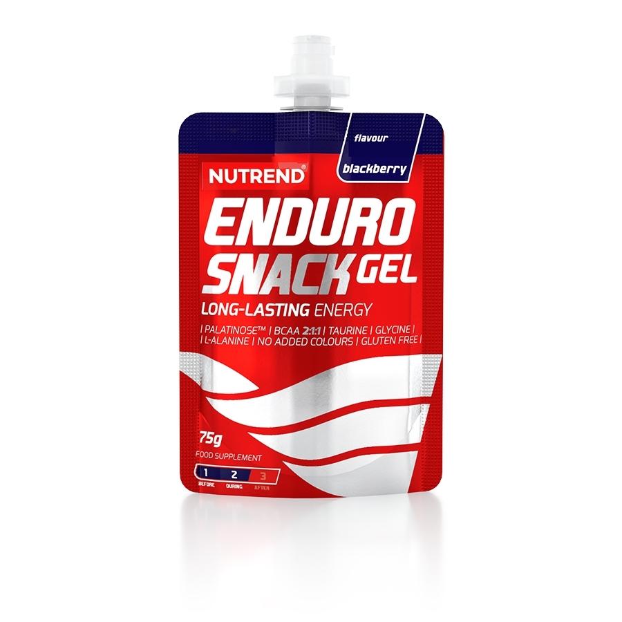 Gel Nutrend Endurosnack sáček 75 g ostružina