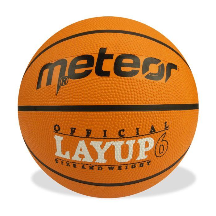 Basketbalový míč Meteor Layup 6