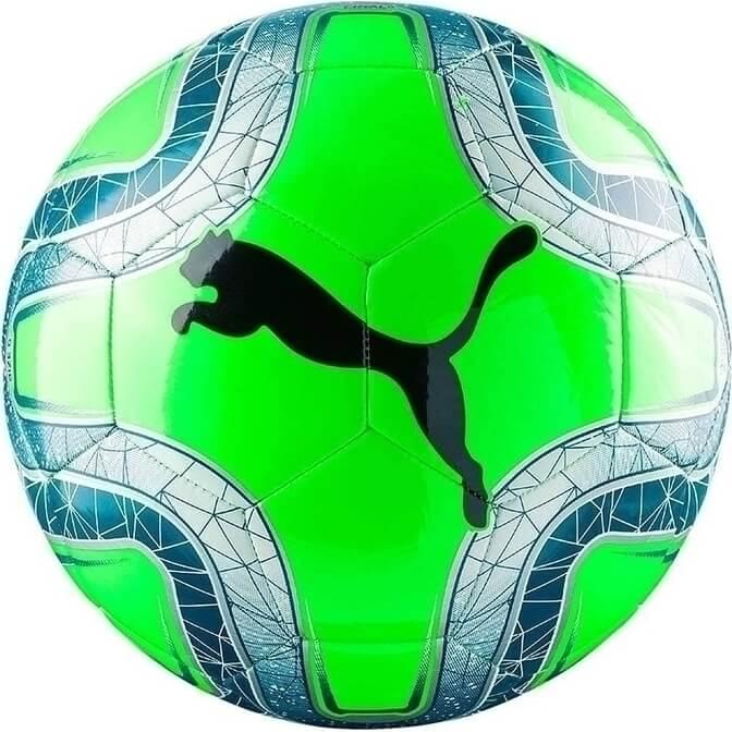 Fotbalový míč Puma Final 6 MS Trainer 08291205 zelená