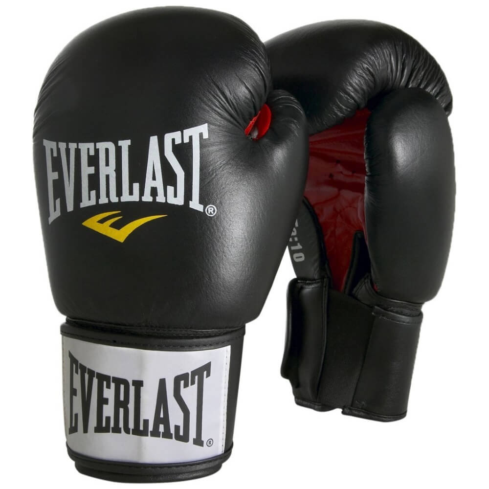 Boxerské rukavice Everlast Ergo Moulded Foam Training Gloves L (14oz)