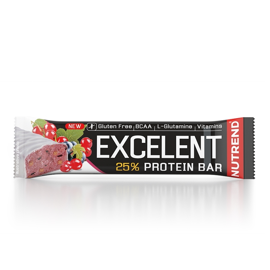 Tyčinka Nutrend EXCELENT Protein Bar 40g čokoláda-oříšky