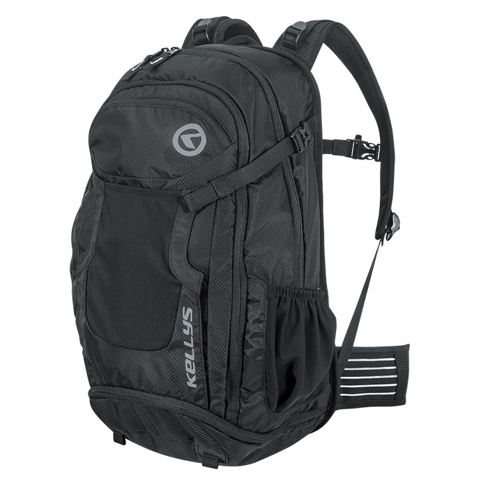 Cyklistický batoh Kellys Fetch 25 černá