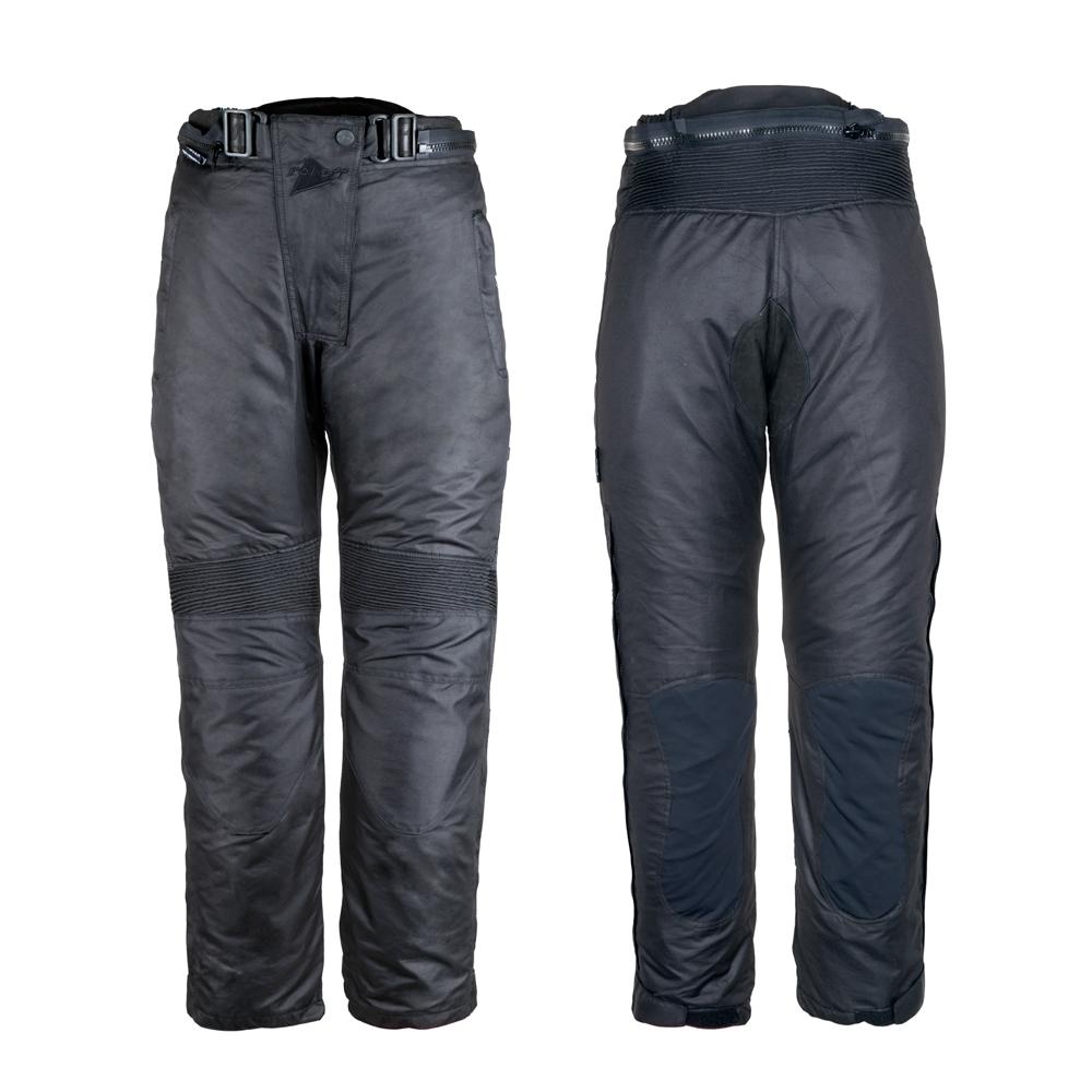 Motocyklové kalhoty ROLEFF Kodra černá - 3XL 846584b55b