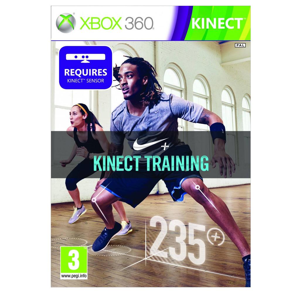 Microsoft XBOX 360 Kinect Nike Fitness CS/EL/HU/SK DVD