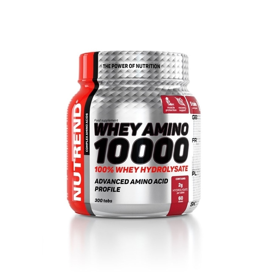 Nutrend Whey Amino 10000, 300 tablet